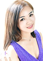 Russian single Wanni from Shenyang, China