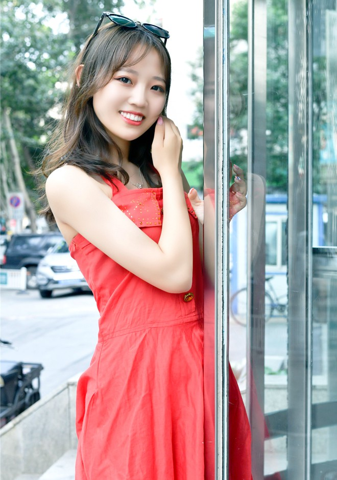 Asian bride Yating from Shenyang
