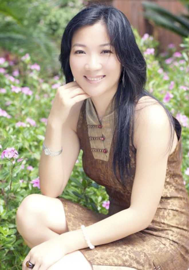 Single girl Yumei 40 years old