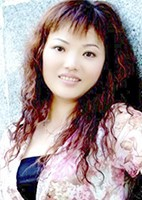 Asian lady Zihong from Zhuhai, China, ID 48013