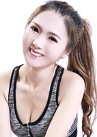 Russian single Linjie from Changsha, China