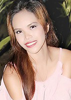 Asian lady Marissa Bongo from Bago City, Philippines, ID 48091