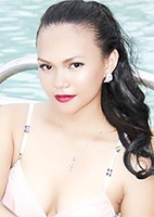 Russian single Leonarda Flores from Binangonan, Philippines