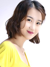 Asian woman Anqi (Cassie) from Liaoyang, China