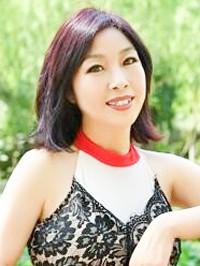 Asian lady Lin from Shenyang, China, ID 48146