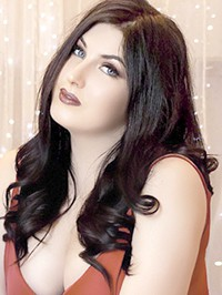 Russian woman Elizaveta from Kharkov, Ukraine
