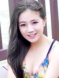 Asian Bride Ting from Beijing, China