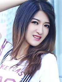 Asian single woman Jinhuan from Shenyang, China