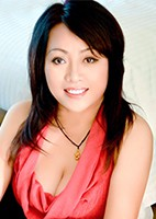 Asian lady Yujie from Fushun, China, ID 48237