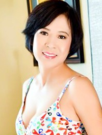 Asian woman Qiang from Fushun, China