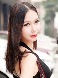 Asian woman Huan from Beijing, China