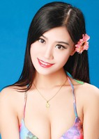 Asian lady Nianqin from Beijing, China, ID 48267