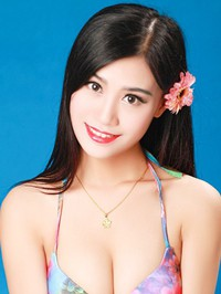 Asian woman Nianqin from Beijing, China