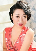 Asian lady Dongjiao (Lucy) from Fushun, China, ID 48298