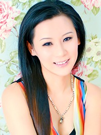 Asian woman Alice from Fushun, China