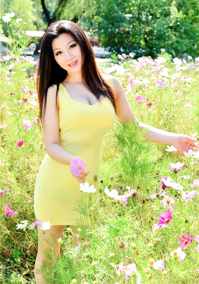 Asian bride Yuanyuan from Fushun