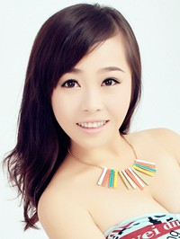 Asian woman Lucy from Changsha, China