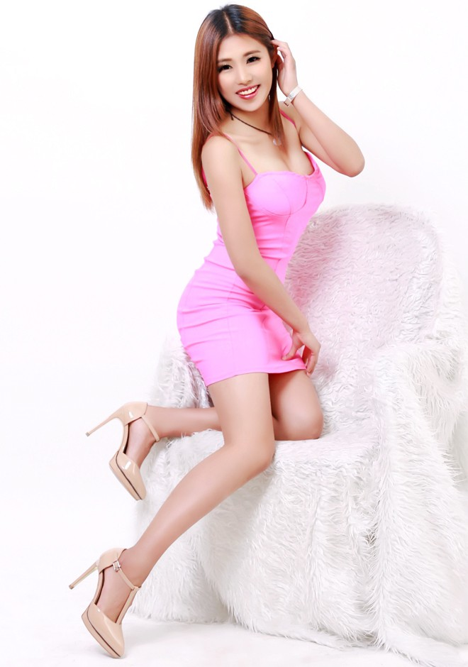 Asian bride Ashelly from Changsha