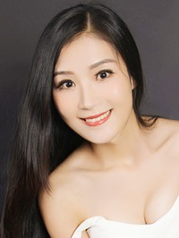 Asian woman Anqi from Changsha, China