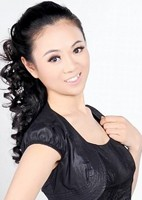 Asian lady Yanmin from Zhuhai, China, ID 48361