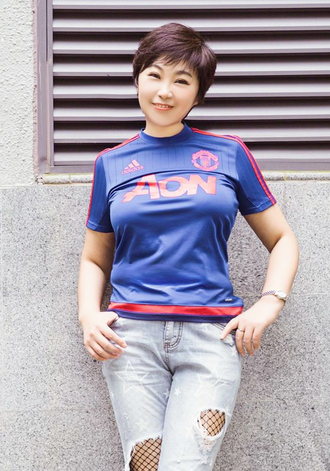 ID 48363 Love Asian woman Ping, 45 years old from Zhuhai
