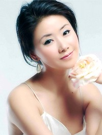 Asian woman Li (Lily) from Zhuhai, China