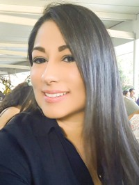 Latin woman Mayra Alejandra from Santiago de Cali, Colombia