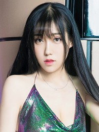 Asian woman Si Han from Taiyuan, China