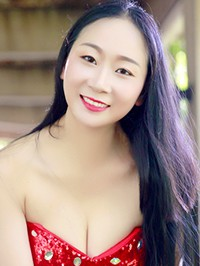 Asian woman Ting from Changsha, China