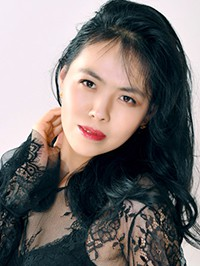 Asian lady Qingling from Baishan, China, ID 48463