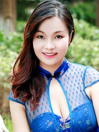 Asian woman Huan from Changsha, China