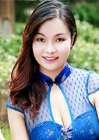 Asian lady Huan from Changsha, China, ID 48466