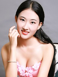 Asian woman Yu from Changsha, China