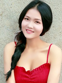 Asian woman Zhifang from Changsha, China