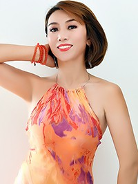 Single Ge (Candice) from Baotou, China