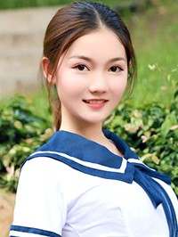Asian woman Aoting from Changsha, China