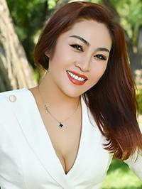 Asian lady Qin (Lucy) from Fushun, China, ID 48537