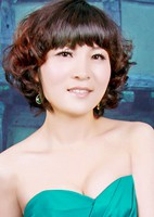 Asian lady Lan from Nantong, China, ID 48599