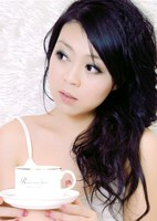 Asian lady Lu from Fushun, China, ID 48601