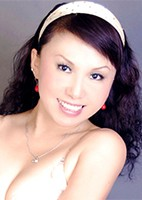Asian lady Yuhong from Fushun, China, ID 48615
