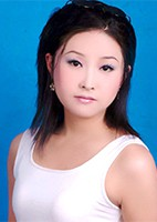 Asian lady Qingzhuo from Fushun, China, ID 48624