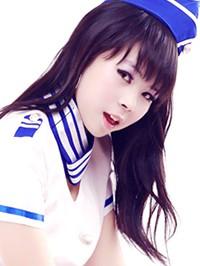 Asian woman Piao from Changsha, China