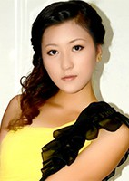 Asian lady Yixin from Fushun, China, ID 48661