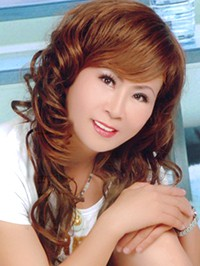 Asian Bride Jie from Fushun, China