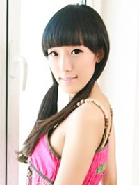Asian lady Ying from Fushun, China, ID 48668