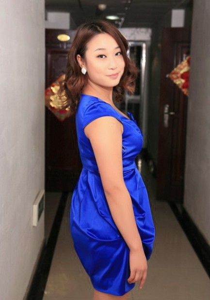 Asian bride Yuanyuan from Liaoyang