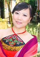Asian lady Tingting from Fushun, China, ID 48678