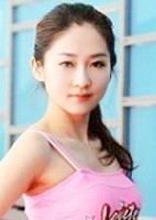 Asian lady Lu from Shenyang, China, ID 48702