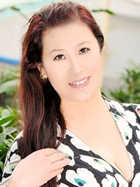 Asian woman Hongying from Shenyang, China