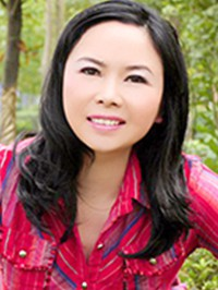 Asian woman Jinghua from Fushun, China